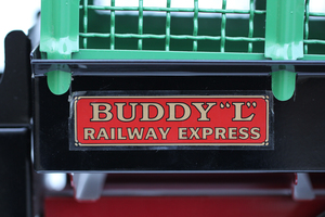 Buddy L Railway Express Truck