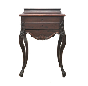 Mitchell and Rammelsberg Rosewood Sewing Cabinet