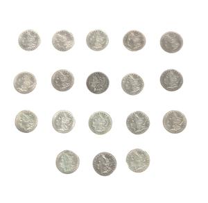 Ek Hien Morgan Silver Dollars