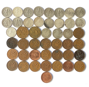 Late 19th and 20th Century American and Canadian Coins