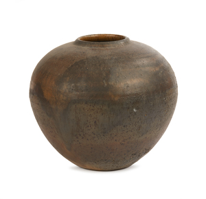 Raku Ceramic Vessel
