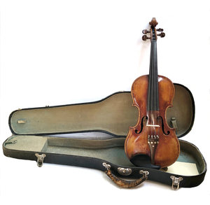 Pre-WWI German Manufactured Copy of Jacobus Stainer Violin