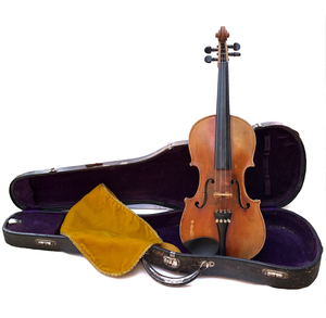 Pre-WWI German Manufactured Copy of a Dominicus Montagnana Violin