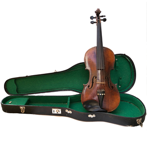 Turn of the Century German Manufactured Copy of Stradivarius Violin