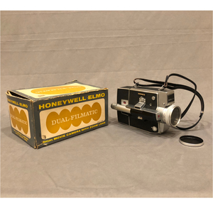 Honeywell Elmo Dual-Filmatic 8mm Movie Camera