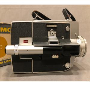 Honeywell Elmo Dual-Filmatic 8mm Movie Camera
