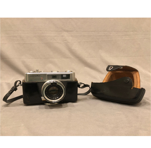 Minolta Hi-Matic 7S Camera with Rokkor 45mm 1:1.8 f Lense