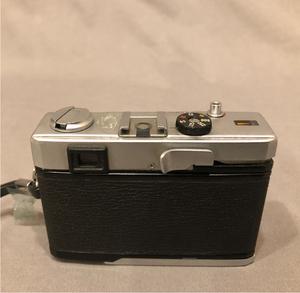 Olympus 35 RC 35mm Rangefinder Camera with 35mm Lens