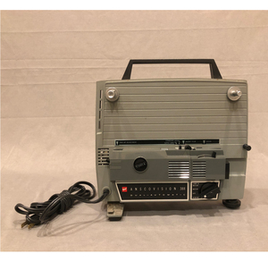 Anscovision 388 Dual Automatic Load Super 8 Film Projector