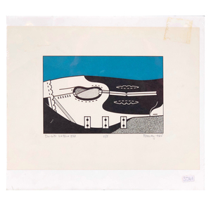 Two 1965 Darrell Forney Prints