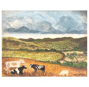 Linda Dowling Painting