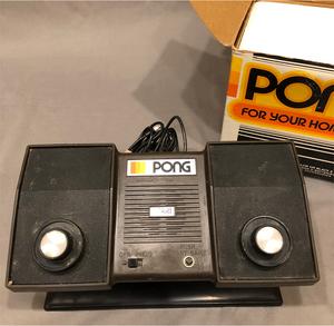 Pong Atari