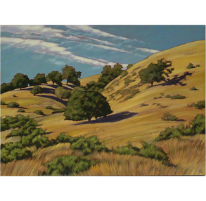 California Landscape Painting, Unknown Artist