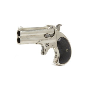 Remington Double Barrel Derringer