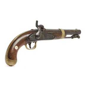 U.S. Model 1842 Pistol by Johnson