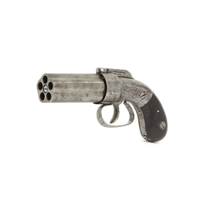 Manhattan Pepperbox Revolver
