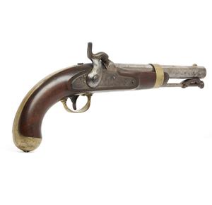 U.S. Model 1842 Pistol by Aston