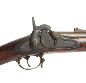 1855 Harper's Ferry Rifle and Bayonet