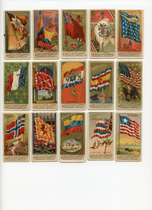 Allen and Ginter's Cigarette Cards