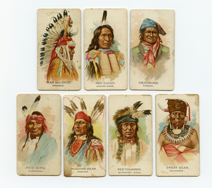 Allen and Ginter's Cigarettes Cards
