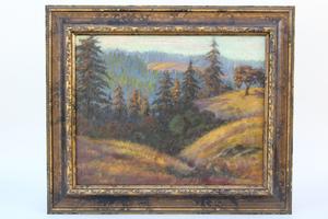 Rudolph Halbe Painting