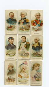 Kinney Brothers Cigarette Cards