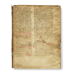 1630 Manuscript