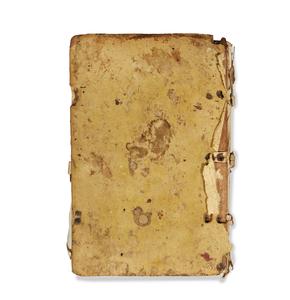 Handwritten Manuscript, circa 1400