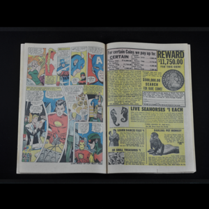 Marvel's Avengers #9, 1964 (First Appearance of Wonder Man)
