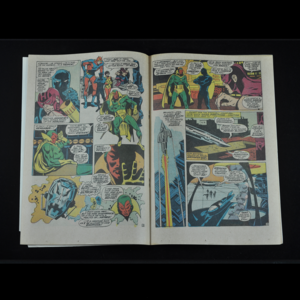 Marvel's Avengers #57, 1968 (First Appearance of Vision)