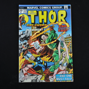 Marvel's The Mighty Thor Comic Collection (1966-1980) - Group of Thirty