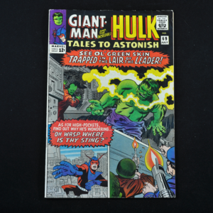 Marvel's Tales to Astonish Comic Collection (1965-1967) - Group of Sixteen
