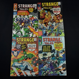 Marvel's Strange Tales Comic Collection (1966-1968) - Group of Fourteen