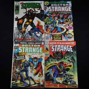 Marvel's Doctor Strange and Marvel Premiere Comic Collection (1969-1977) - Group of Eleven
