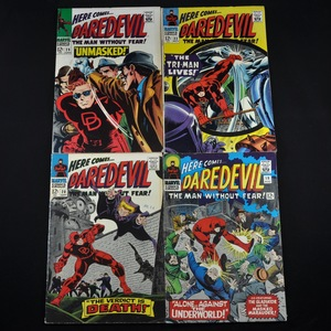 Marvel's Daredevil Comic Collection (1966-1976) - Group of Eighteen