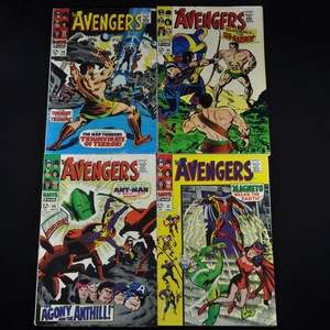 Marvel's Avengers Comic Collection (1965-1976) - Group of Thirty-One