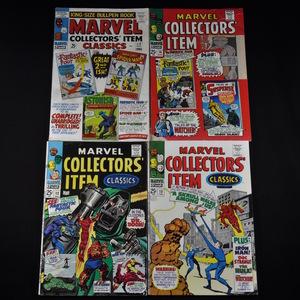 Marvel Collectors' Item Classics Comic Collection (1966-1967) - #2, #10, #12, #13