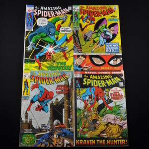 Marvel's The Amazing Spiderman (1971-1980) - Group of Sixteen