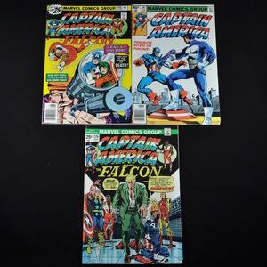 Marvel's Captain America Comic Collection (1969-1980) - Group of Six