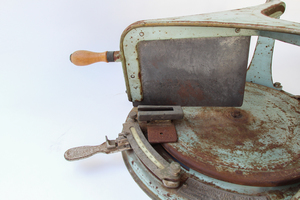 Templeton Country Store Cheese Slicer from 1903