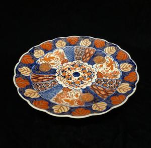 19th Century, Imari, Japanese, Porcelain Plate