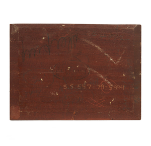 Painting, Henry Bacon (1839-1912), Genre Scene