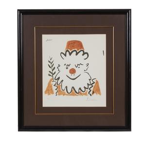 Lithograph, Pablo Picasso (1881-1973),