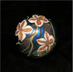 Orient and Flume Paperweight