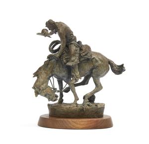 Bronze, Keith Christie (1935-2017),