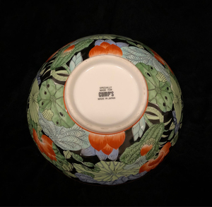 Porcelain Gumps Bowl