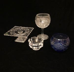 Dessert Glassware