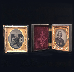 Two Daguerreotypes