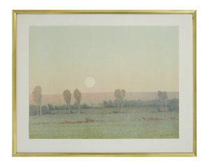 10 of 12 Russell Chatham Lithographs from the