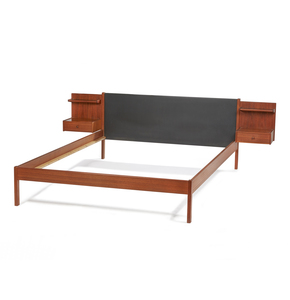 Mid-Century Danish Modern Bed